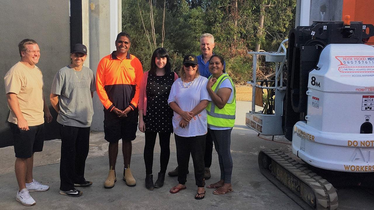 Perth Observatory Aboriginal Astronomy