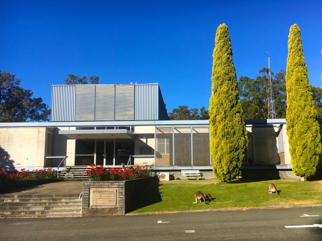 Perth Observatory Kalamunda