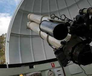 Perth Observatory Telescope Kalamunda