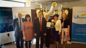 Perth Observatory Lotterywest community grant